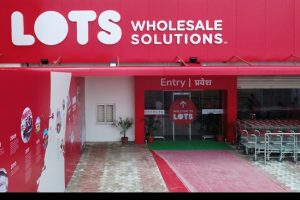 LOTS Wholesale Solutions first India store in New Delhi