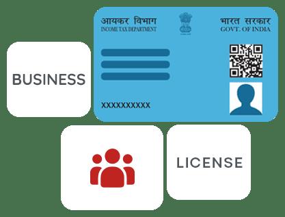 LOTS Membership business card