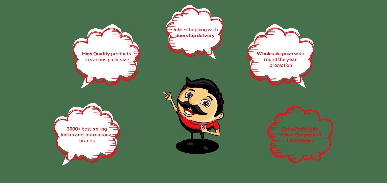 LOTS Membership Benefits